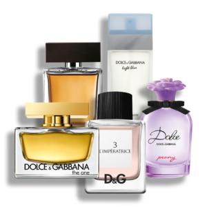 Ароматы Dolce&Gabbana